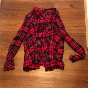 Black and red flannel from Windsor size L